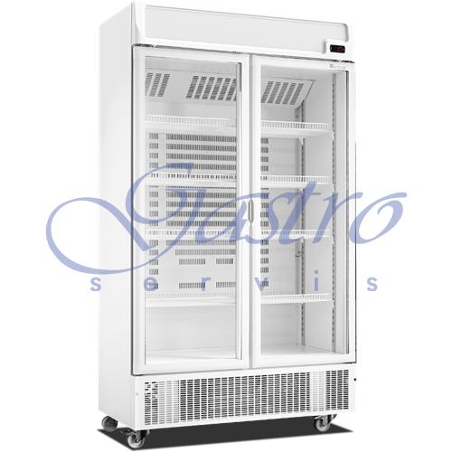 Chladnička vysoká 585L, ARV800CNPV